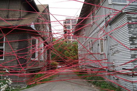 Ties That Bind by SuttonBeresCuller | Art Installations, Sculpture, Contemporary Art | Scoop.it