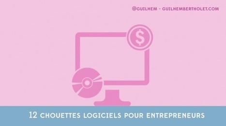 12 logiciels pour lesquels je suis content de payer – entrepreneurs / création d'entreprise | outils du web | Scoop.it