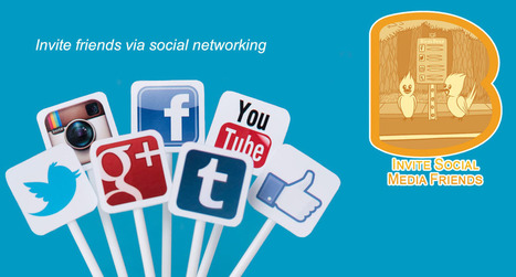 How BirdsBeep users can invite their friends via social networking websites | Birds Beep | Scoop.it
