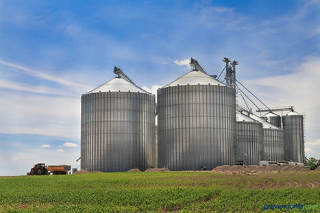 Trabajos en el interior de un silo - Espacios Confinados y Atmósferas Explosivas | Seguridad Industrial | Scoop.it