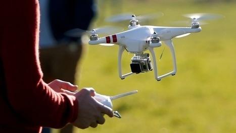 Apague su conexión de Wi-Fi o los 'drones' pueden robar sus datos personales | LOPD y Seguridad en la Red | Scoop.it