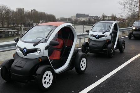 Orange signe pour 100 Renault Twizy | Mobilité Durable | Scoop.it