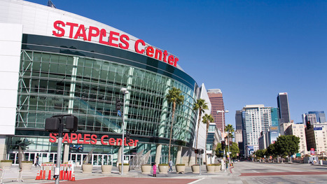 Top 10 Money-Making Stadiums (Photos) - Hollywood Reporter | Sports | Scoop.it