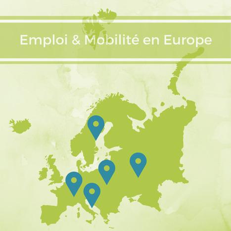 Mobilité en Europe - Emploi : Un outil pour faciliter votre recherche d'emploi   innovation_recrutement   Scoop.it
