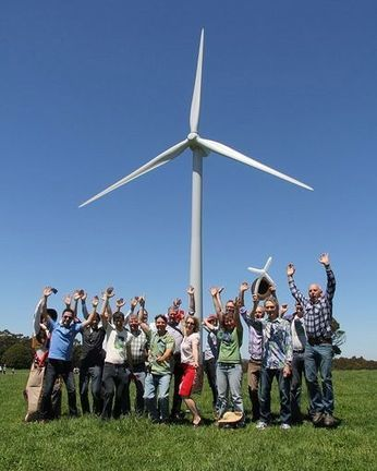 Local Ownership Optimizes Wind Benefits | Everblue | Mainstream Sustainability | Scoop.it