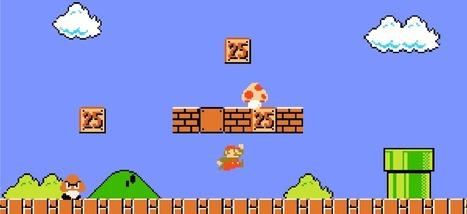 Pourquoi Mario se déplace toujours de gauche à droite | Archivance - Miscellanées | Scoop.it