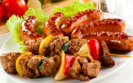High Road Kebabish | Menu | Food | Scoop.it