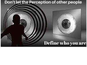 Perception and Authenticity | Inner powerFUEL | Scoop.it