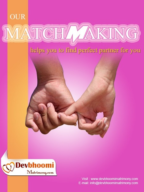 Make Your Beautiful Life Painting With The Art Of Matchmaking | Devbhoomimatrimony | Scoop.it