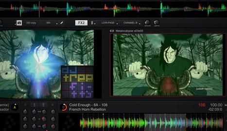 Review: Mixvibes Cross 3 DJ Software | DJing | Scoop.it