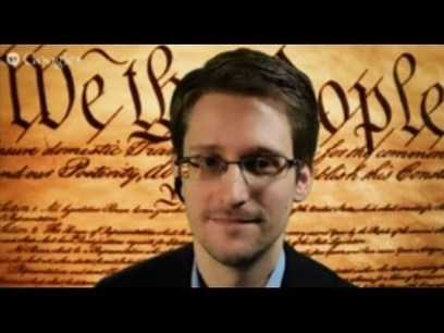 Edward Snowden Speaks At SXSW, From Russia (Video) - Business 2 Community | Digital-News on Scoop.it today | Scoop.it
