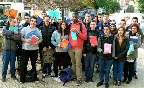 Caussade. Un cahier, un crayon pour la Guinée - LaDépêche.fr | Caussade | Scoop.it