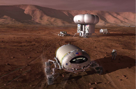 Mars Colony Will Have To Wait, Says NASA Scientists - Universe Today   Lauri's Environment Scope   Scoop.it