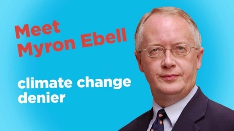 Trump's Climate Contrarian: Myron Ebell Takes On the E.P.A. | Kids Global Climate Change Institute (KGCCI) | Scoop.it