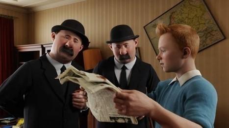 Peter Jackson Won't Finish Hobbit Before Shooting Next Tintin   Animation News   Scoop.it