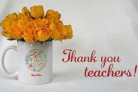 Very Cute Teacher's Day 2014 Poem, A Note of Thanks | Dil Dosti Zindagi Fun | Scoop.it
