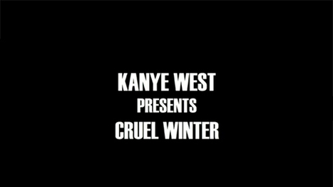 Kanye West présente Cruel Summer avec George Bush - Le Trailer | Rap , RNB , culture urbaine et buzz | Scoop.it
