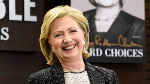 China 'effectively bans' Hillary Clinton's memoir