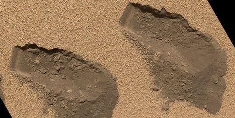 Curiosity déniche du carbone sur Mars | Découvertes de l'univers | Scoop.it