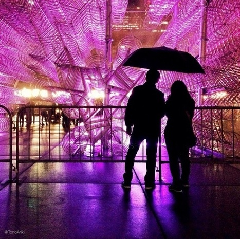 Ai Weiwei's Forever Bicycles Installation Stuns Toronto | Photoshopography | Scoop.it
