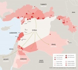 Maps to Help You Understand the Syrian War - The American Interest | visual mapping | Scoop.it
