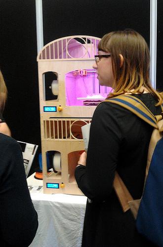 Estuvimos de visita en el London 3D Printshow | [cat] | Ultra-lab | Open Source Hardware, Fabricación digital, DIY y DIWO | Scoop.it