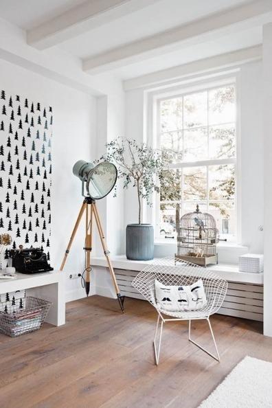 Wire chairs - Viskas apie interjerą | Interior ideas by E-interjeras | Scoop.it