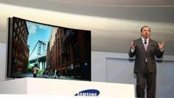 Samsung presenteert buigbare tv   ten Hagen on Social Media   Scoop.it