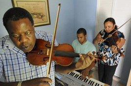 Family of musicians putting on show to raise money for Haiti music school - Miami-Dade - MiamiHerald.com   Topics of Interest - general   Scoop.it