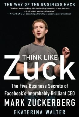 Think Like Zuck – 5 Questions with Ekaterina Walter | SocialMedia Source | Scoop.it