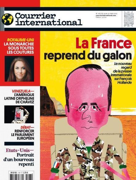 Courrier international- n° 1167 du 14 mars 2013     Semaine de Presse au CDI André MALRAUX   Scoop.it