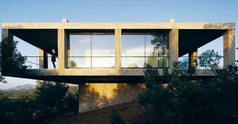 Maison d'hauteur | Alinéa Architecteurs | Scoop.it