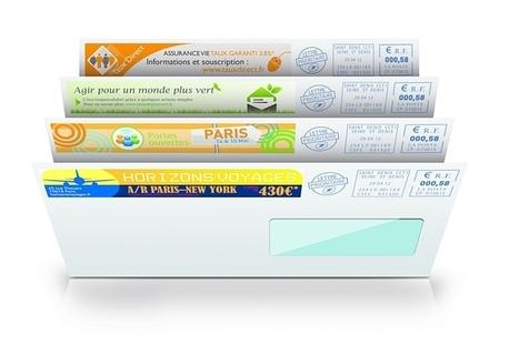 Pitney Bowes propose une solution d'affranchissement et de personnalisation couleur des courriers | Le monde du courrier | Scoop.it