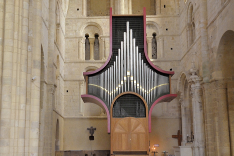 Organ – Les orgues de l'abbaye Sainte-Trinité de Lessay | Didier ... | Music | Scoop.it