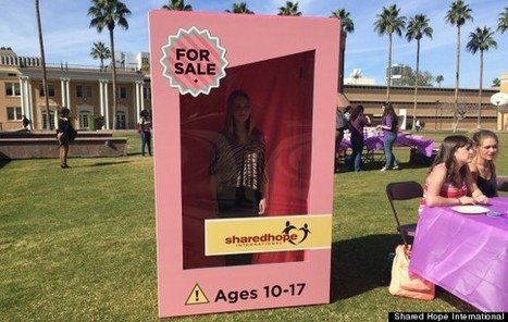 Young Women Pose In Life-Size Toy Box To Warn Of Super Bowl Trafficking Risks | Women of The Revolution | Scoop.it