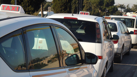 Taxi in sciopero contro Uber, i perché della protesta europea | Digi Unit News | Scoop.it