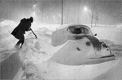 A look back at the Blizzard of 1978 - Boston.com | Traveling Through Time | Scoop.it