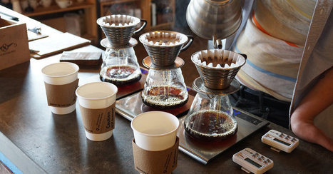 You Want Tastier Coffee? Freeze Beans, Then Grind... | Coffee News | Scoop.it