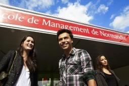 L'EM Normandie crée la SmartEcole : « Petit à petit, les étudiants deviennent co ... - Le Monde | blended-learning dans le domaine assurance | Scoop.it