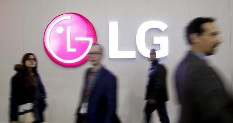 LG Electronics says to invest in robot technology | Industrial subcontracting | Scoop.it