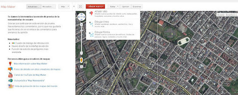Geoinformación: Google Geo y su nueva dimensión de mapas | #GoogleEarth | Scoop.it