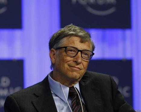 "Bill Gates: ""la filantropía depende de la innovación"" | Managing Technology and Talent for Learning & Innovation | Scoop.it"