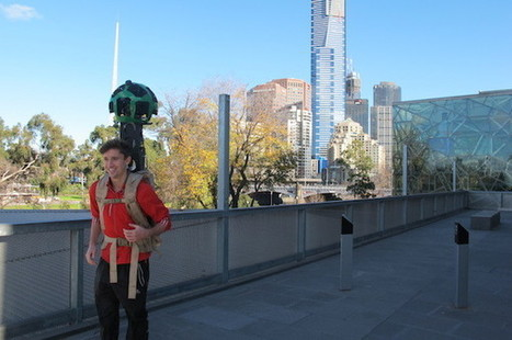 Tourism Victoria straps on Google's panoramic backpack camera to map popular destinations   Australian Tourism Export Council   Scoop.it