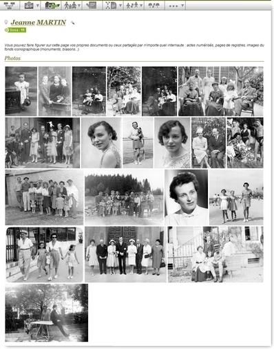Publiez vos photos de famille sur Geneanet ! - Le Blog Généalogie - Toute l'actualité de la généalogie - Geneanet | Rhit Genealogie | Scoop.it