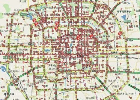 Absolutely everywhere in Beijing is now covered by police video surveillance - Quartz   Skip Tracing   Scoop.it