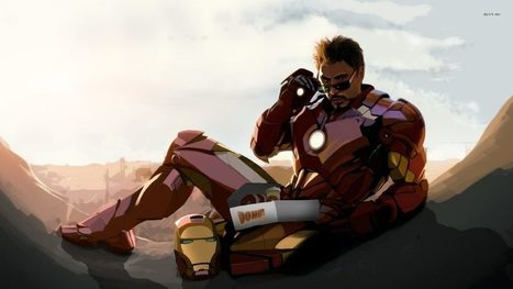 The Best DIY Iron Man Costume Guide | Mens Celebrity Fashion Jackets, Coat and Suits | Scoop.it
