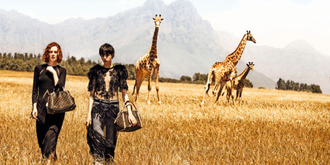 "Louis Vuitton: ""The spirit of travel"", lo spot wild-chic 