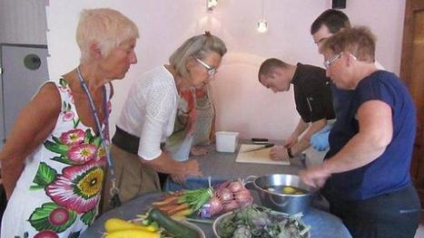 Fête de la gastronomie : l'artichaut violet à coeur - Ouest-France | Fête de la Gastronomie 23 au 25 sept. 2016 | Scoop.it