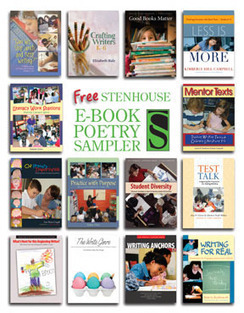 Stenhouse Publishers: National Poetry Month Page | Edumathingy | Scoop.it