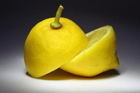 Limón: no sólo vitamina C para tu dieta   Salud y Belleza con Gaby   Scoop.it